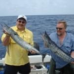 Baracuda fishing